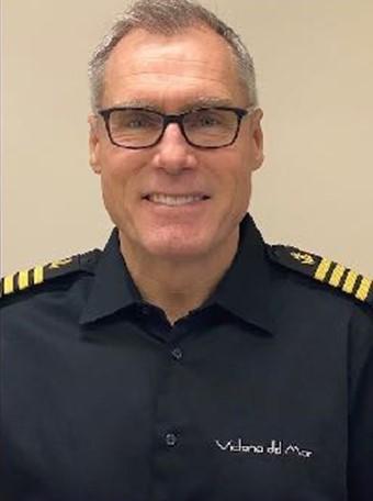 Captain Peter Caarlson